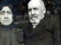 D. José Ramirez Ramos y Rosalía Grisolía (Abuelos de D. José)