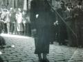 D. José en la procesión del Corpus 1940