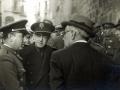 D. José Rivera Lema(Padre de D. José ) siendo Alcalde de Toledo con el General Varela y el Gobernador de Toledo D. Manuel Casanova (Hacia 1941)