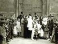 Bautizo de Ventura Rivera (Primo de D. José) Ayllón 1913/14