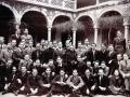 En el hotel Castilla (Toledo) en 1940