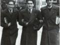 D. José y dos compañeros de Curso